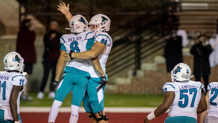 Coastal Carolina pulls it out, moves to 11-0