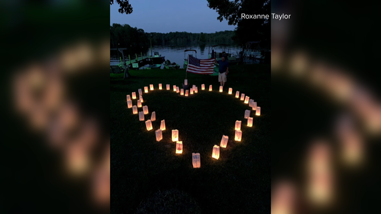 SC campground honors fallen services members