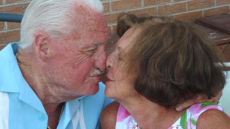 'He's just my best friend': Perry couple celebrates 70 years of marriage