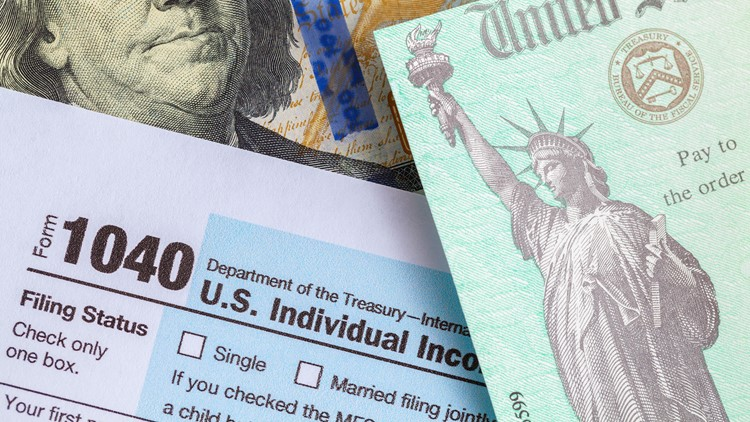 IRS to begin issuing refunds this week on $10,200 unemployment benefits