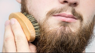 Men's beards are dirtier than dogs, study finds