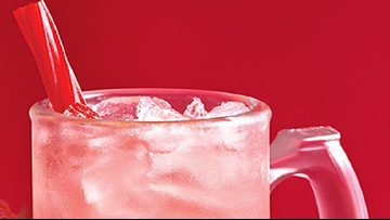Applebee's is selling $1 strawberry margaritas with Twizzler straws