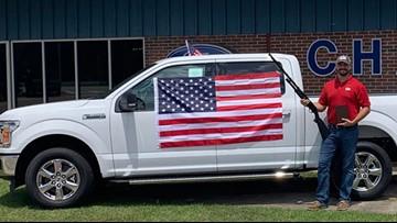 Dealership gives Bible, gun, American flag to everyone who buys a car
