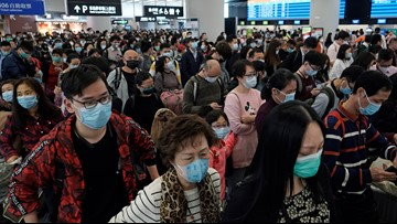 U.S. seeks to send experts to China as virus death toll rises to 106