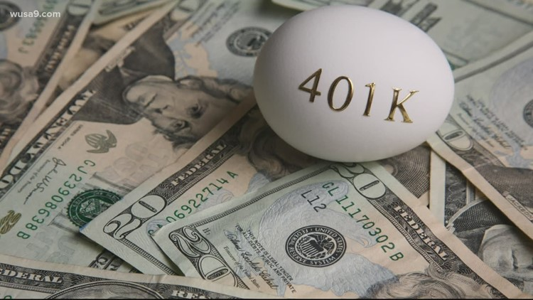 Here's how withdrawing from your 401k can impact getting a stimulus check