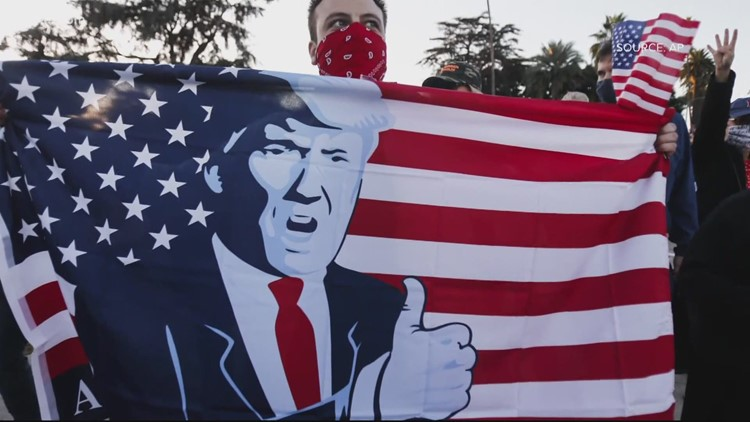 'Million MAGA March' expected to bring 17,000 to DC this weekend. Here's what you need to know
