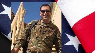 A husband, father, hero. Friends, family remember  airman killed in Afghanistan crash