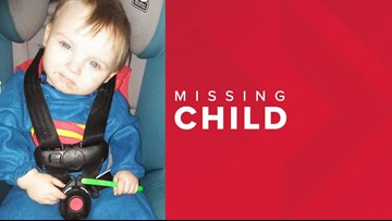 'We're turning over every stone' | Search continues for missing Virginia toddler