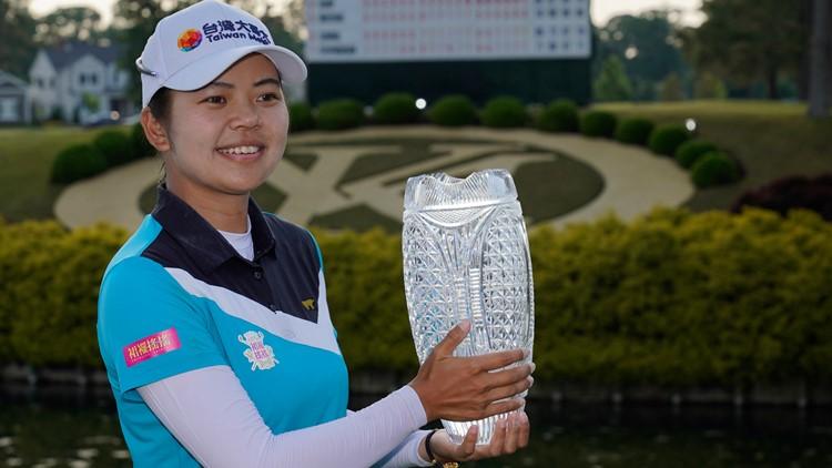 Taiwan's Hsu wins Pure Silk Championship for first LPGA title