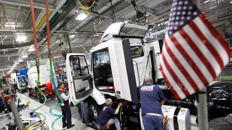 Volvo Trucks to restart Virginia factory as strike continues