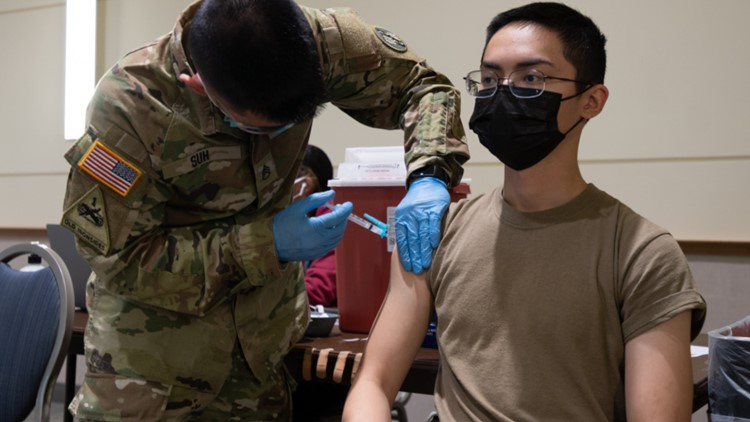 Does military vaccine mandate affect military readiness? Republican lawmaker has 'grave concerns'