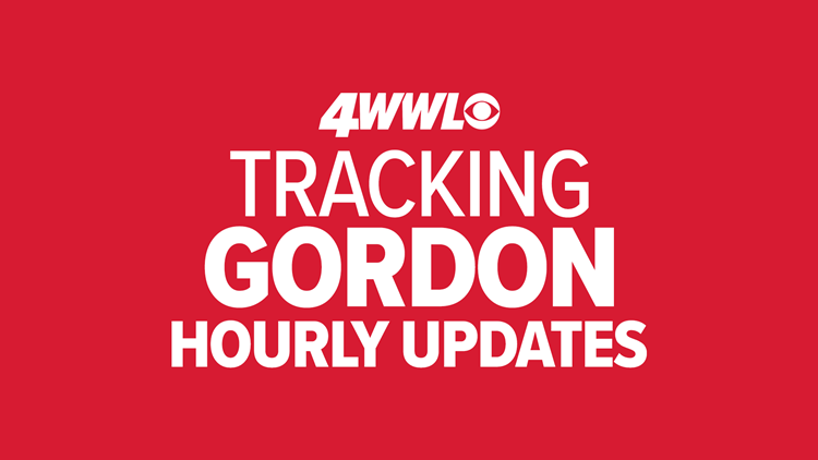 LIVE UPDATES: Tropical Storm Gordon makes landfall near MS/AL border