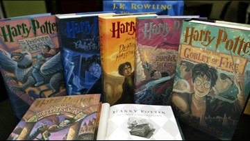 Catholic school removes Harry Potter books due to 'actual curses and spells,' reverend says