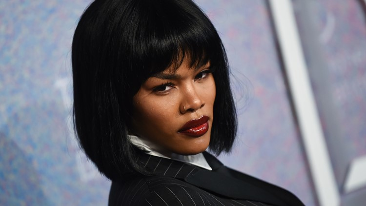 Teyana Taylor becomes first Black 'Sexiest Woman Alive' for Maxim