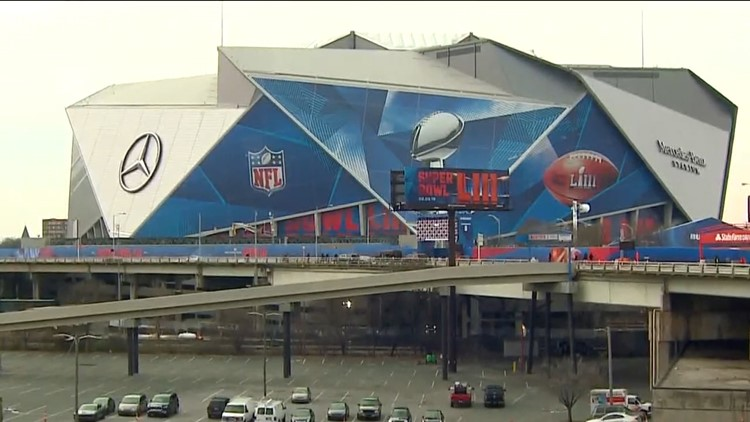 Falcons, Mercedes-Benz Stadium 'express interest' to host 2028 Super Bowl