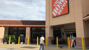 Home Depot to limit number of customers allowed in at one time