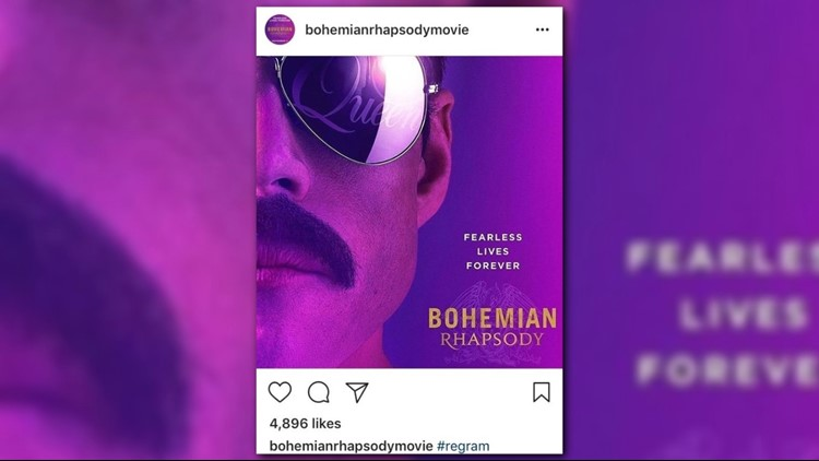 'Bohemian Rhapsody' - Trailer for new Queen biopic drama film released