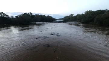 N.C. towns, barely recovered from last 'big one,'brace for historic flooding to repeat