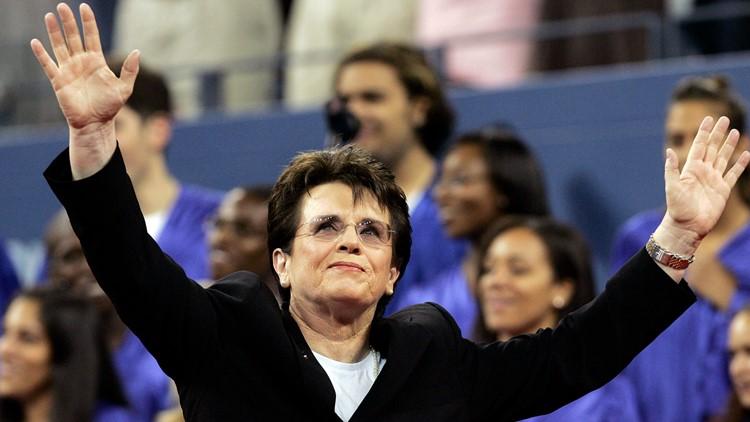 Breaking Barriers | Billie Jean King