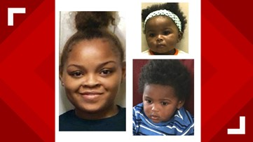 Nationwide search begins for mom and two children reported missing in Georgia