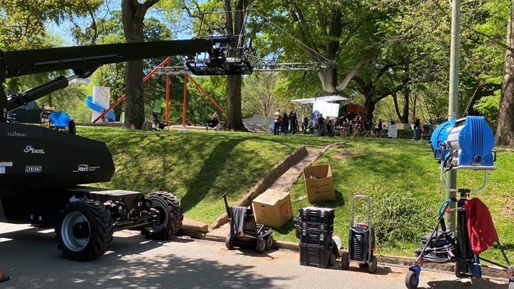 New film studio plan approved in coastal Georgia