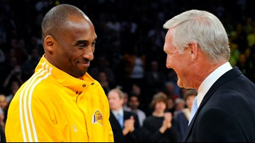 Petition calling for NBA to change logo to Kobe Bryant has more than 1.5 million signers