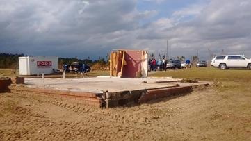 Grandmother's prayer closet only thing left standing after tornado demolishes Alabama home