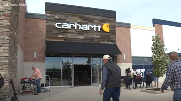 Carhartt to produce 50,000 medical gowns, 2.5 million masks