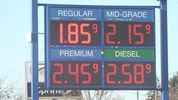 Gas Buddy: Gas could reach as low as 99 cents a gallon in some parts of the US